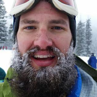 Beard Ice