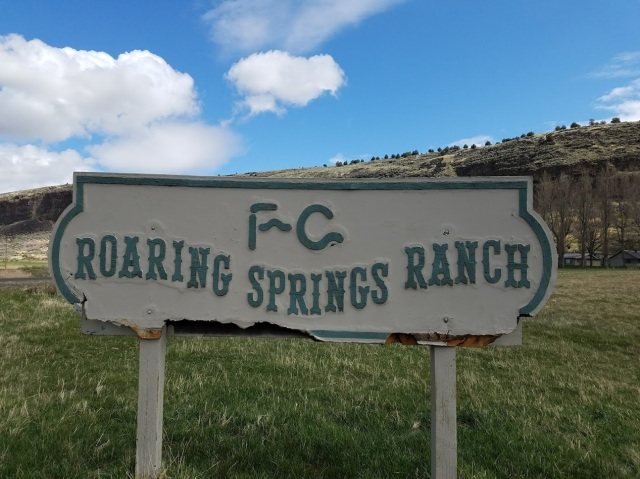 French Glen - Roaring Springs Ranch