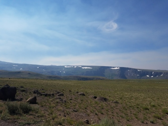 Steens Mountain Run